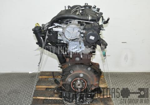 PEUGEOT 407 2.0HDi 100kW 2007 Motor RHR (DW10BTED4)